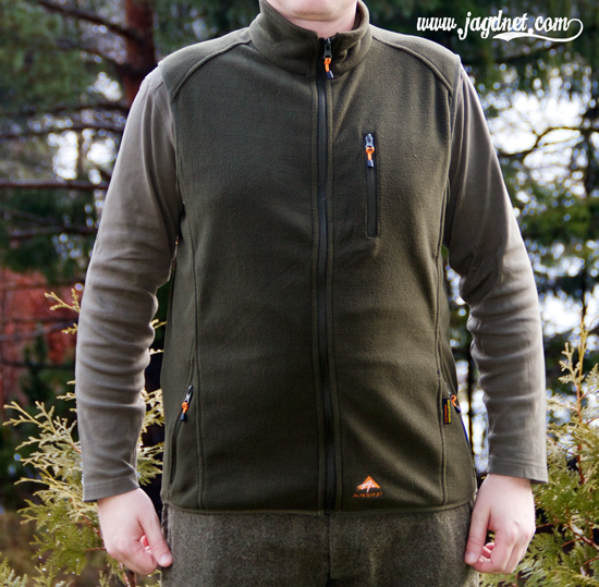 Heizweste Alpenheat fire fleece