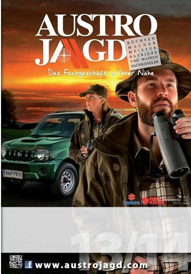 Austro Jagd Katalog 2014