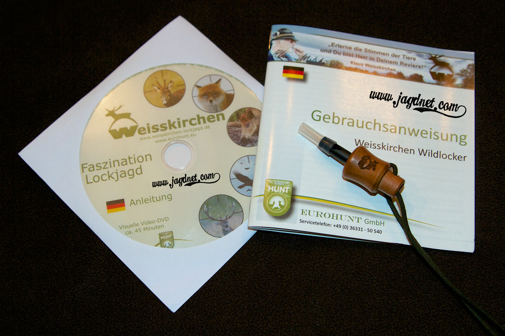 Haselhahnlocker von Weisskirchen