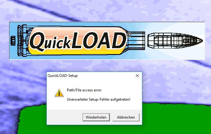 quickload_windows_10_fehler_1