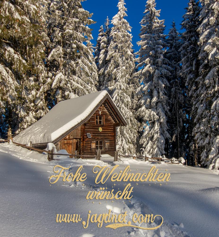 Frohe Weihnachten Jager.Frohe Weihnachten Jagdnet Com
